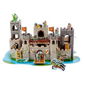 "Melissa and Doug (9046) - ""Medieval Castle"" - 100 piezas"