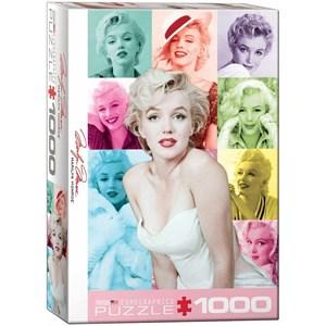 "Eurographics (6000-0811) - Milton Greene: ""Marilyn Monroe"" - 1000 piezas"