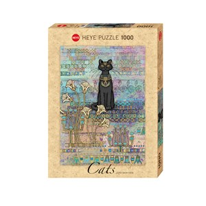 "Heye (29536) - Jane Crowther: ""Egyptian"" - 1000 piezas"