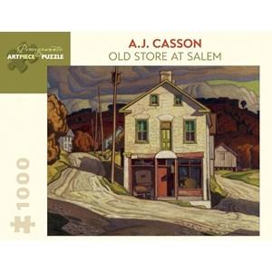 "Pomegranate (AA848) - A.J. Casson: ""Old Store At Salem"" - 1000 piezas"