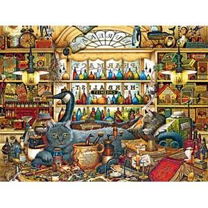 """Buffalo Games (17075) - Charles Wysocki: """"Elmer And Loretta"""" - 750 piezas"""