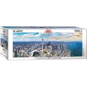 "Eurographics (6010-5303) - ""Toronto, Canada"" - 1000 piezas"