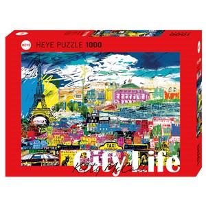 "Heye (29741) - Kitty McCall: ""I love Paris!"" - 1000 piezas"