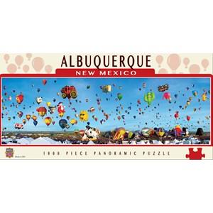 """MasterPieces (71585) - James Blakeway: """"Albuquerque Balloons"""" - 1000 piezas"""