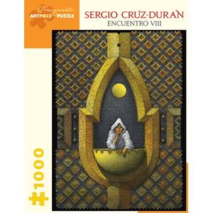 "Pomegranate (AA898) - Sergio Cruz-Duran: ""Encuentro VIII"" - 1000 piezas"