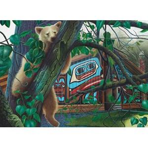 """Cobble Hill (51015) - Darlene Gait: """"The Watcher"""" - 1000 piezas"""