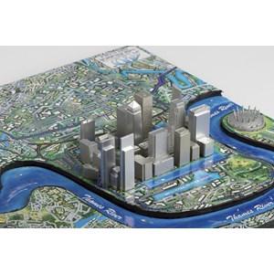 """4D Cityscape (40012) - """"London"""" - 1100 piezas"""