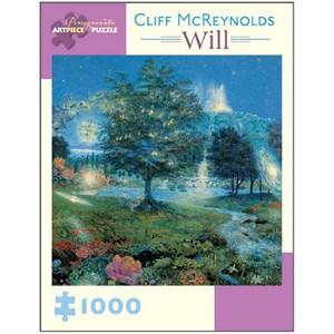 "Pomegranate (AA705) - Cliff McReynolds: ""Will"" - 1000 piezas"