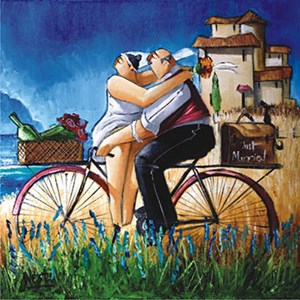 "Anatolian (PER1013) - Ronald West: ""Just Married"" - 1000 piezas"