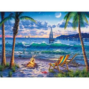 "Buffalo Games (11242) - Darrell Bush: ""Coastal Twilight"" - 1000 piezas"