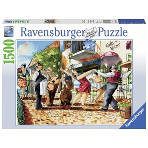 "Ravensburger (16348) - Ronald West: ""Tango"" - 1500 piezas"