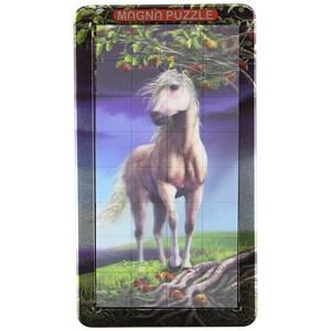 "Magna Puzzle (CHT-607) - Royce B. McClure: ""Horse"" - 32 piezas"