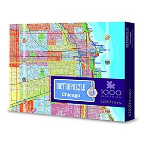 "Geo Toys (GEO 212) - ""Chicago Mypuzzle"" - 1000 piezas"