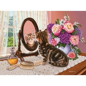 """SunsOut (45821) - Higgins Bond: """"Mirror Image"""" - 1000 piezas"""