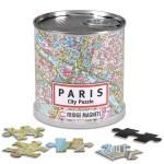 """Geo Toys (GEO 232) - """"City Magnetic Puzzle Paris"""" - 100 piezas"""