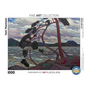"Eurographics (6000-0923) - Tom Thomson: ""The West Wind"" - 1000 piezas"