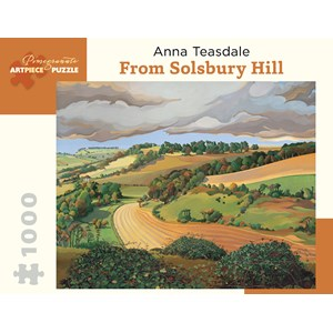 "Pomegranate (AA983) - Anna Teasdale: ""From Solsbury Hill"" - 1000 piezas"