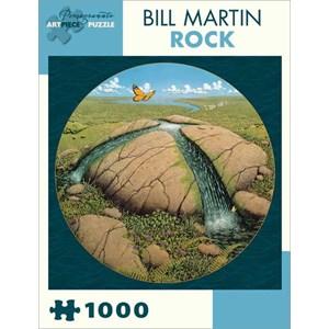 "Pomegranate (AA823) - Bill Martin: ""Rock"" - 1000 piezas"