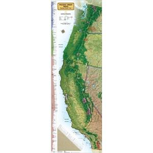 """New York Puzzle Co (NPZNG1709) - """"Pacific Crest Trail"""" - 750 piezas"""