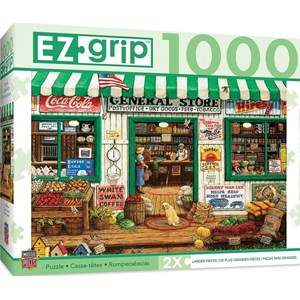 """MasterPieces (71550) - Janet Kruskamp: """"General Store"""" - 1000 piezas"""