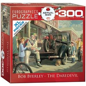 "Eurographics (8300-0441) - Bob Byerley: ""The Daredevil"" - 300 piezas"
