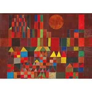 """Piatnik (546440) - Paul Klee: """"Castle and Sun"""" - 1000 piezas"""