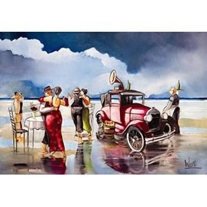 "Anatolian (PER3295) - Ronald West: ""Dancing on the Beach"" - 260 piezas"