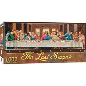 "MasterPieces (71372) - William Terney: ""The Last Supper"" - 1000 piezas"