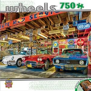"MasterPieces (31690) - Linda Berman: ""Triple Threat"" - 750 piezas"
