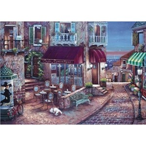 """Anatolian (PER4516) - John O'Brien: """"Café Romantique"""" - 1500 piezas"""