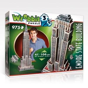"Wrebbit (W3D-2007) - ""Empire State Building"" - 975 piezas"
