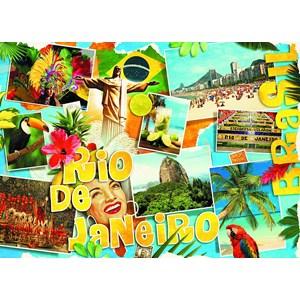 "Schmidt Spiele (58185) - ""Rio De Janeiro"" - 3000 piezas"