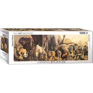 "Eurographics (6010-4654) - Haruo Takino: ""Noah's Ark"" - 1000 piezas"