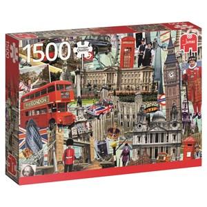 "Jumbo (18366) - Marc Arundale: ""Best of… London"" - 1500 piezas"