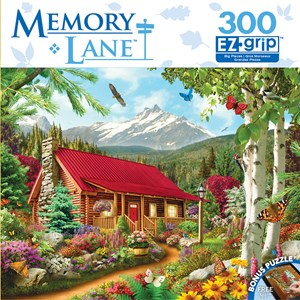"MasterPieces (31654) - Alan Giana: ""Mountain Hideaway"" - 300 piezas"