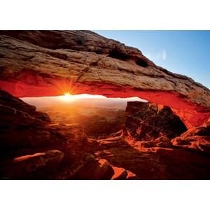 """Heye (29594) - Alexander von Humboldt: """"Mesa Arch"""" - 1000 piezas"""
