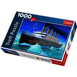 "Trefl (100808) - ""Titanic"" - 1000 piezas"
