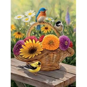 "Cobble Hill (54339) - Rosemary Millette: ""Summer Bouquet"" - 275 piezas"
