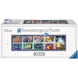 "Ravensburger (17826) - ""Memorable Disney Moments"" - 40320 piezas"