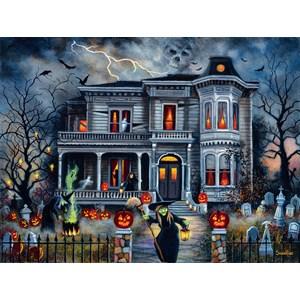 "SunsOut (45426) - Susan Rios: ""Witching Hour"" - 500 piezas"