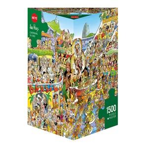 """Heye (29752) - Hugo Prades: """"Carnival in Rio"""" - 1500 piezas"""