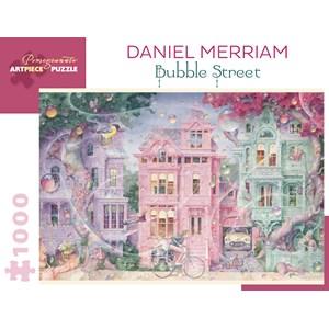 "Pomegranate (AA977) - Daniel Merriam: ""Bubble Street"" - 1000 piezas"