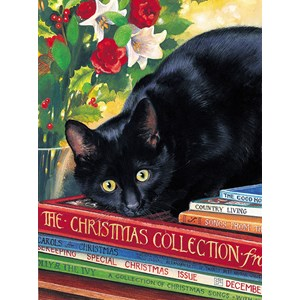 "SunsOut (59527) - Chrissie Snelling: ""Christmas Collection"" - 500 piezas"