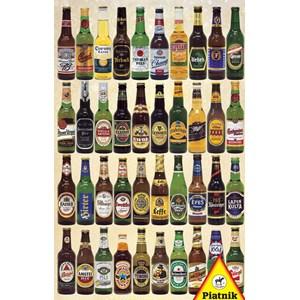 """Piatnik (562549) - """"Beer Bottles"""" - 1000 piezas"""