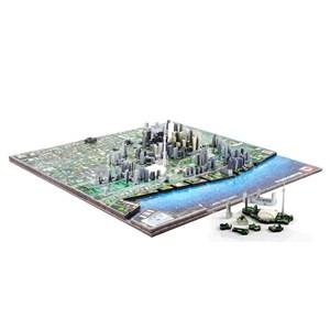 "4D Cityscape (40016) - ""Toronto"" - 1000 piezas"