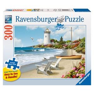"""Ravensburger (13535) - Alan Giana: """"Sunlit Shores"""" - 300 piezas"""