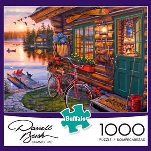 "Buffalo Games (11230) - Darrell Bush: ""Summertime"" - 1000 piezas"
