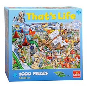 """Goliath Games (71312) - """"Amusement Park"""" - 1000 piezas"""
