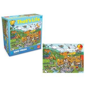 "Goliath Games (71303) - ""Farm"" - 1000 piezas"