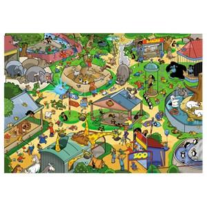 "Goliath Games (71308) - ""The Zoo"" - 1000 piezas"